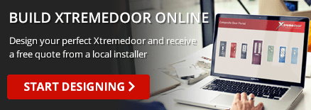 Build your composite door and order it online