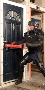 XtremeDoor tested by the Police