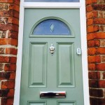 Chartwell Green Georgian 1 with Prism glass