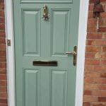 Chartwell Green Georgian 1 and Prism glass